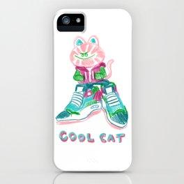 CoolCat iPhone Case