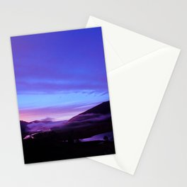 Valley Sunset Stationery Cards