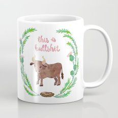 This is bullshit Mug