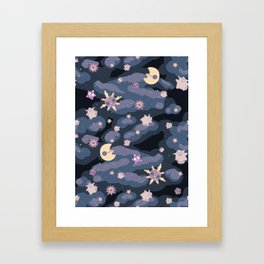 Cuties in Space Framed Art Print