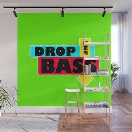 Drop The BASS Wall Mural
