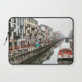 Milano Navigli - Italy Laptop Sleeve