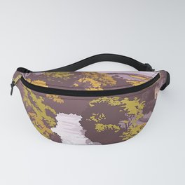 High Tor Matlock Bath Derbyshire Fanny Pack