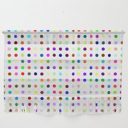 Big Hirst Polka Dot Wall Hanging