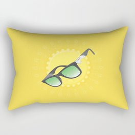 An ultimate summer gadget Rectangular Pillow