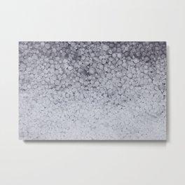 After hailstorm Metal Print
