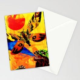 Godzilla vs. Mothra Stationery Cards