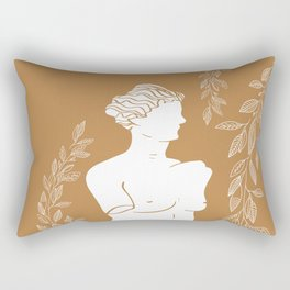 Venus De Milo Rectangular Pillow