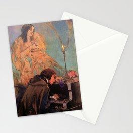 Delacroix - George Sand et Frédéric Chopin Stationery Cards