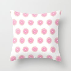 Grapefruit Love Throw Pillow