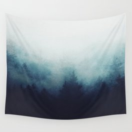 The space between Wall Tapestry