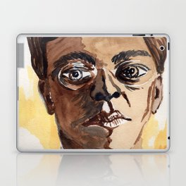 Man with glasses Laptop & iPad Skin