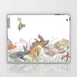 Defeating the fable Laptop & iPad Skin