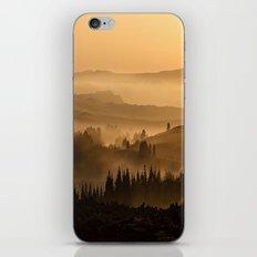 Land ESCAPE iPhone & iPod Skin