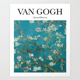 Van Gogh - Almond Blossom Art Print