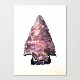 Arrowhead I Canvas Print