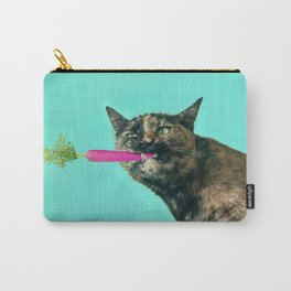 The Pink Carrot Carry-All Pouch