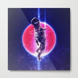 Natural Ascension Metal Print