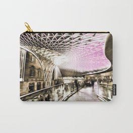 Futuristic London Art Carry-All Pouch