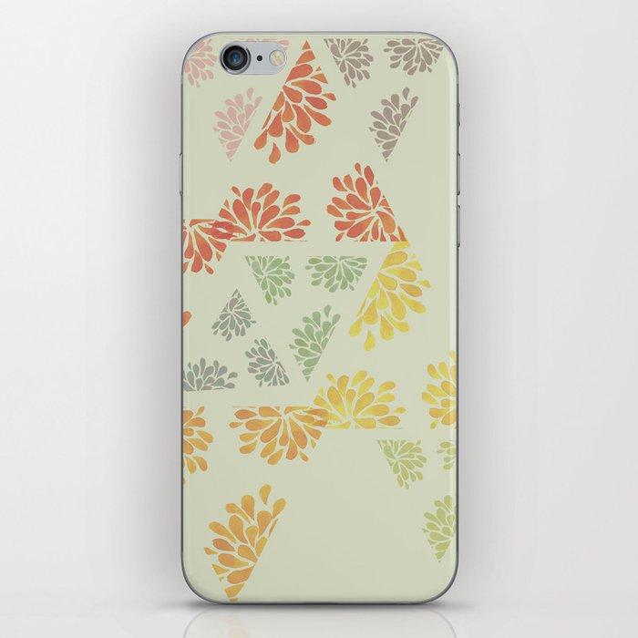 geo melon iPhone Skin