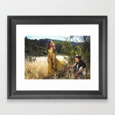 paradise 2 Framed Art Print