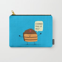 Trouble Baker Carry-All Pouch