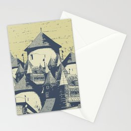 Every Faculty Of The Mind Stationery Cards