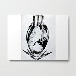 FAME II Metal Print