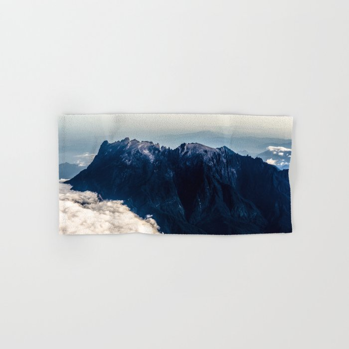 Misty Mountain Majesty Hand & Bath Towel