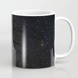 Milky Way Galaxy Wall Art   Stars Universe Space Cosmos Nebula Night Sky Photography Print Coffee Mug