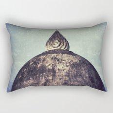 Stupa Rectangular Pillow
