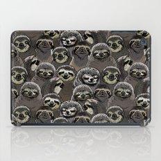 Social Sloths iPad Case