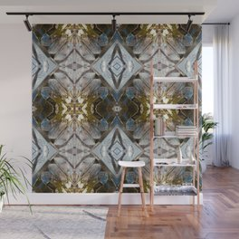 Pattern 38 - Ice Wall Mural