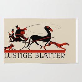 Lustige Blaetter (Funny pages) Rug