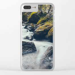 Just Like A Dream Clear iPhone Case