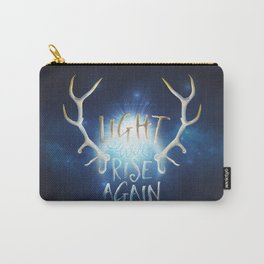 Light Will Rise Again Carry-All Pouch