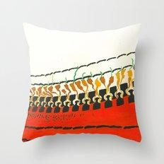 Sí se puede!! Throw Pillow