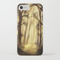 forrest iPhone & iPod Cases featuring The forrest by Richard Eijkenbroek