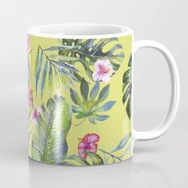 Palm Leaves Pattern 6 Coffee Mug