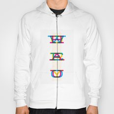 Who Are You? #2 Hoody