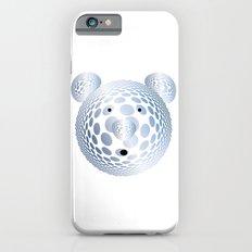 Bubble Bear Slim Case iPhone 6s