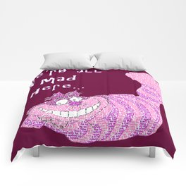 The Cheshire Cat Comforters