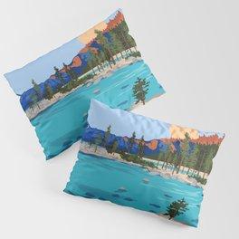 Sand Harbor Lake Tahoe Pillow Sham