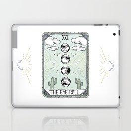 The Eye Roll Laptop & iPad Skin
