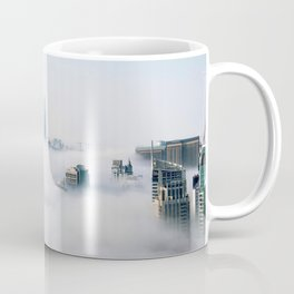 Dubai Above The Clouds United Arab Emirates Ultra HD Coffee Mug