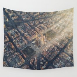 Let there be light! Wall Tapestry