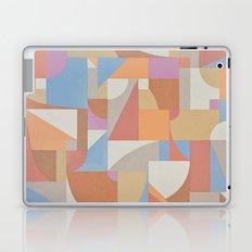 1 Inch Manila Grid Laptop & iPad Skin