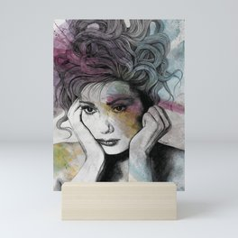 Sugar, Honey & Pepper: Tribute to Edwige Fenech Mini Art Print