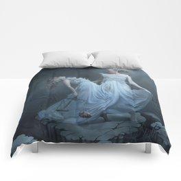 Upon the eternal sleep Comforters