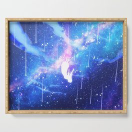Falling Star Serving Tray